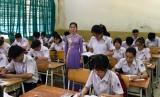 Tuyển sinh vào lớp 10: Các trường THCS gấp rút ôn tập