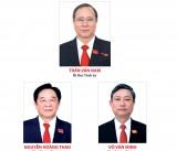 Danh sách Thường trực Tỉnh ủy Bình Dương khóa XI, nhiệm kỳ 2020-2025