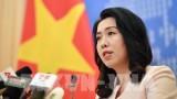 越南要求有关各国尊重越南在东海上的主权、主权权利和管辖权