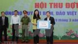"""河内市向""""致力于越南海洋与岛屿""""基金会捐款120多亿越盾"""