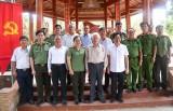 Về thăm khu căn cứ cách mạng Bàu Gốc