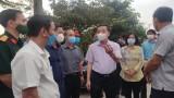 河内市人委会主席朱玉英:充分利用黄金48个小时来控制疫情