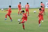 Đội tuyển Việt Nam chốt danh sách sang UAE