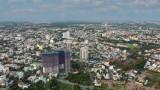Hoàn thiện tầng 29, C-Sky View nổi bật giữa lòng TP Thủ Dầu Một