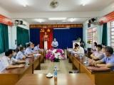 Sở Giáo dục-Đào tạo: Kiểm tra công tác ôn tập tại trường THPT Dầu Tiếng