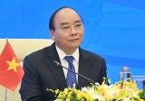 越南国家主席阮春福向美国总统拜登致信