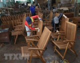 Made-in-Vietnam wooden products conquer US market