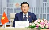 Top Vietnamese, Brunei legislators hold online talks