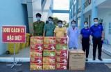 Huyện đoàn Bắc Tân Uyên: Trao 7.500 khẩu trang y tế phòng, chống dịch bệnh