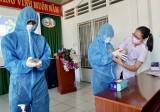 Tập huấn thanh niên tình nguyện phòng chống dịch Covid-19