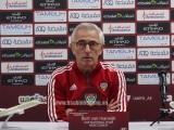 """HLV Bert van Marwijk: """"Tôi đã đặt mục tiêu cùng UAE lọt vào vòng tiếp theo"""""""