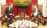 促进越南与澳大利亚经贸合作
