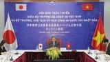 越南公安部与日本国家公安委员会深化合作