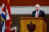 Chủ tịch Cuba Miguel Diaz-Canel kêu gọi người dân đoàn kết