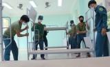 Bộ Chỉ huy Quân sự tỉnh: Khẩn trương triển khai Bệnh viện dã chiến 5B
