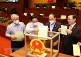 Tiến hành bầu lãnh đạo các cơ quan của Quốc hội khóa XV