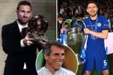Zola: 'Jorginho xứng đáng giành Quả Bóng Vàng'