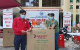 Sở Công thương tặng 24 tủ cấp đông bảo quản đồ tươi sống