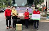 Công ty Sữa đậu nành Việt Nam: Trao tặng 150.000 hộp sữa đậu nành hỗ trợ phòng, chống Covid-19
