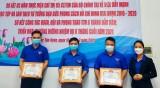 Huyện đoàn Bắc Tân Uyên: Tuyên dương các tập thể và cá nhân làm theo Bác