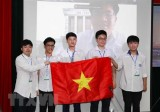 All Vietnamese students win medals at Int'l mathematical Olympiad 2021