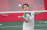 Vietnamese female badminton player wins first game at Tokyo 2020 Olympics