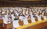 NA talks socio-economic development in 2021, next five years
