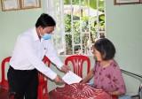 Lãnh đạo tỉnh thăm, tặng quà các gia đình chính sách, người có công trên địa bàn tỉnh