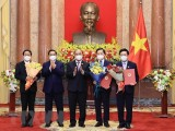 President hands over appointment decisions to members of new-term Government