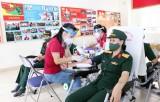 Tiếp tục đẩy mạnh hiến máu tình nguyện trong bối cảnh dịch bệnh