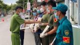 Khen thưởng lực lượng làm nhiệm vụ phòng, chống dịch bệnh