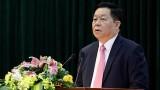 越共中央宣教部部长阮重义:宣教部们积极参与新冠疫情防控任务