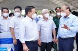 State President Nguyen Xuan Phuc: Binh Duong needs to further keep
