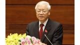 越共中央总书记阮富仲发出号召 呼吁全民齐心协力共抗疫情