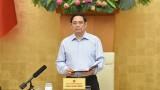 越南政府总理范明正要求严格实施社交限制措施
