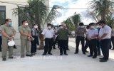 Huyện Bàu Bàng cần tiếp tục thực hiện nghiêm chỉ đạo của Trung ương và tỉnh trong phòng, chống Covid-19