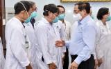 范明正总理发表公开信 勉励抗疫一线人员