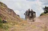 Biên phòng Nga được triển khai tới biên giới Armenia-Azerbaijan