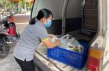 Siết chặt quản lý đội ngũ nhân viên giao hàng, hạn chế lây lan Covid-19