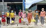 Phụ nữ Tân Uyên: San sẻ tình thương trong mùa dịch bệnh