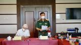 Bộ Quốc phòng điều 2.000 quân nhân, 50 trạm xá di động giúp Bình Dương chống dịch