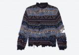 """Chiếc áo len """"rách"""