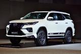 Toyota Fortuner 2021 có thêm phiên bản Modelista