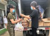 Bảo đảm cung ứng lương thực, thực phẩm đầy đủ cho người dân