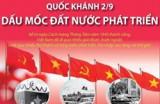 Nhìn lại những dấu mốc phát triển của đất nước Việt Nam
