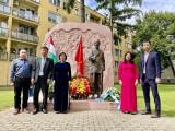 Việt Nam và Bác Hồ là biểu tượng vì hòa bình, độc lập, tự do ở Hungary