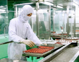 Bí thư Tỉnh ủy làm việc với doanh nghiệp sản xuất thuốc đặc trị Covid-19