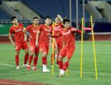 Đội tuyển Việt Nam bị cầm chân trận giao hữu trước khi đối đầu Australia