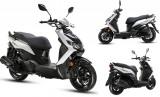 Xe tay ga SYM Crox RX150 2021 tham vọng cạnh tranh Honda ADV 150