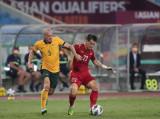 Đội tuyển Việt Nam thua Australia đầy tiếc nuối